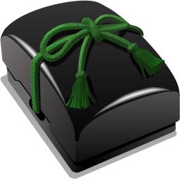 和風アイテム3 塗り箱 塗箱gアイコンのダウンロード 和風アイコン素材集